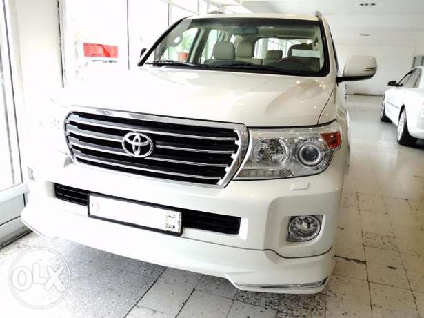 "For Sale ""Toyota Land Cruiser"" 2013"