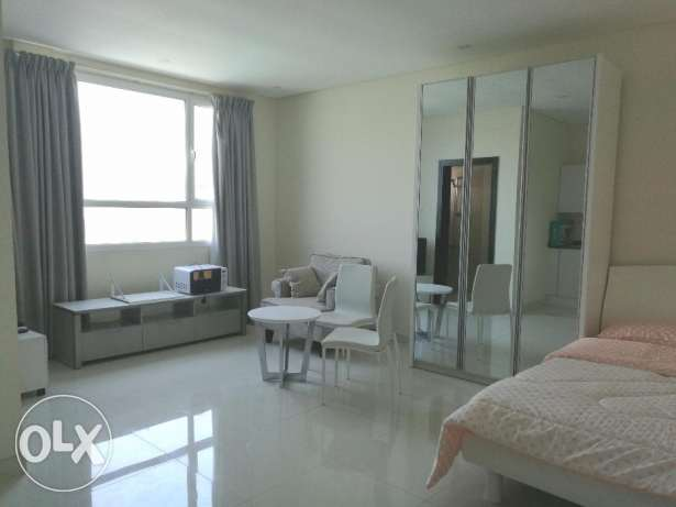 ZINJ - Fully Furnished Studio Flat for Rent