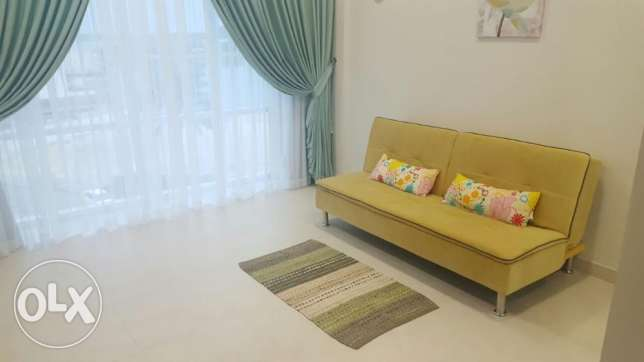 3br flat for rent in amwaj island 168 sqm جزر امواج  -  4