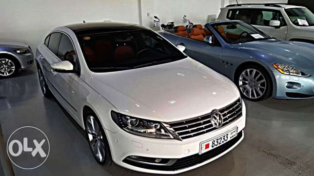VW Passat CC V6 2014 Full Option