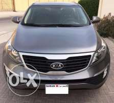 KIA Sportage 2400 cc AWD - 4x4 for sale