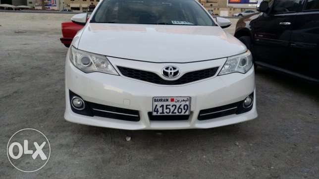 Toyota Camry model 2012 urgent sale
