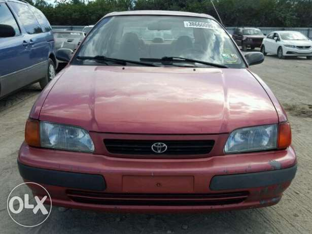 for sale toyota tercel good
