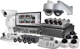 CCTV CAMERA Installation only 50BD