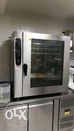 Convection Oven Alphatech