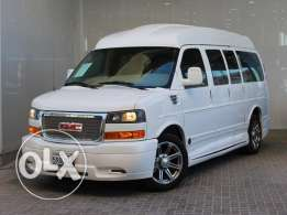 GMC Savana Van 2014 White For Sale