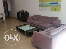 Amazing flat for rent in SAAR 3 br ground floor as villa