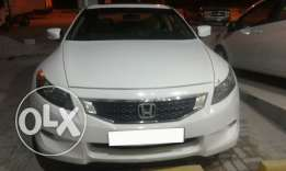 Honda Accord 2008 Coupe