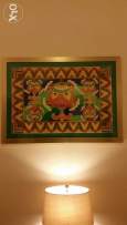 Indian tradional hand painted art work