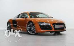 Audi Approved R8 V8 (430 hp) 2015