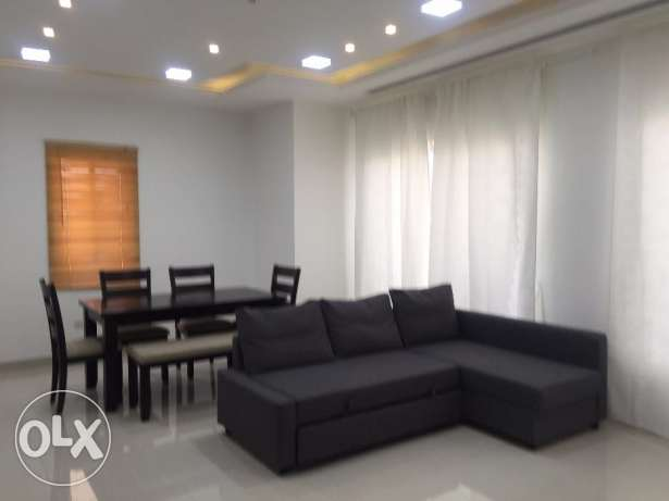 2 Bedrooms Fully Furnished Apartment in Saar