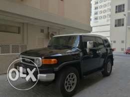 2012 Toyota FJ Cruiser full option, agent maintained, Fully insured