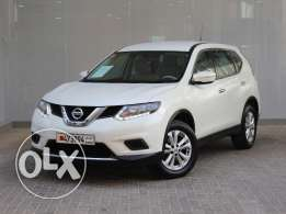Nissan X-Trail 2.5L White 2015 For Sale