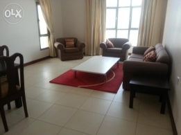 Bright sun light spacious 2 bed room for rent in um al hassam