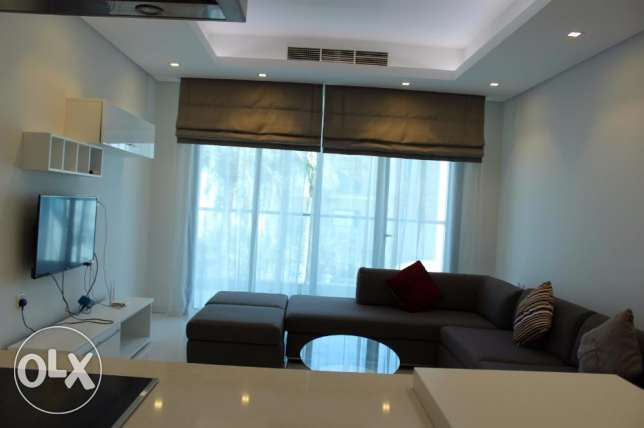 A beautiful apartment 2 bedroom fully furnished in Amwaj