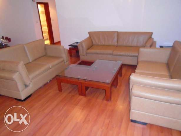 Mahooz-great flat 3 bedroom fully furnished