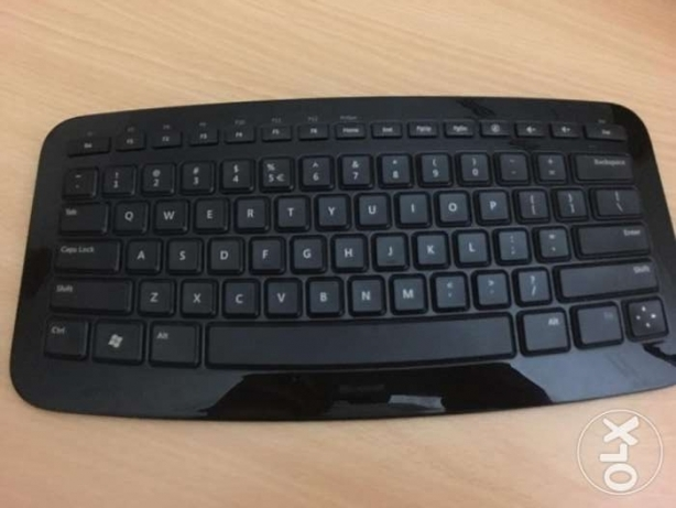 Microsoft Arc Keyboard (Wireless USB)