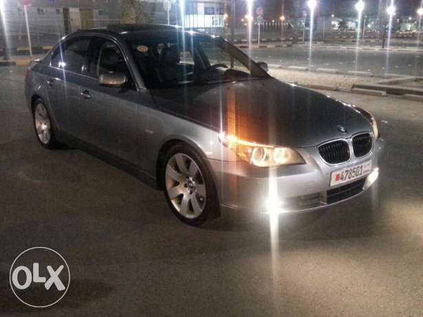 For Sale 2004 BMW 530i Bahrain Agency