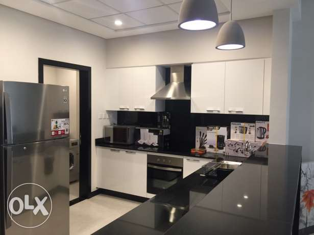 Two bedrooms apartment in Reef-Island. السيف -  6