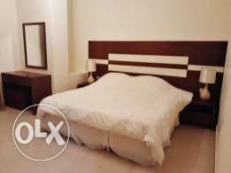 JUFFAIR!! In New Building 1 Bedroom Fully Furnished apartment.