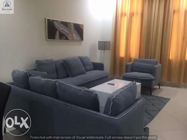 Great flat for rent 2 bedroom fully furnished in Adliya