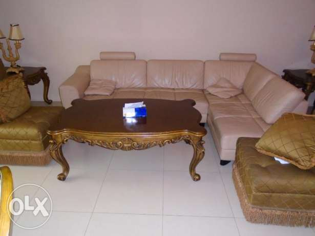2 bedroom great flat fully furnished in Adliya