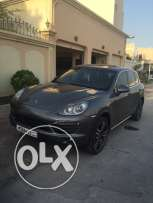 Porsche cayenne S 2013 full option for sale
