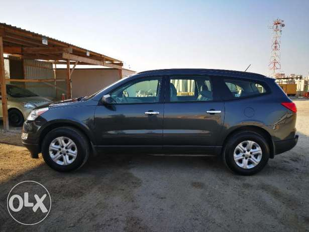 Chevrolet Traverse LS 2011 الزنج -  1