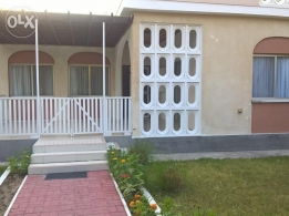 Barber 3bedroom semi furnished villa for rent