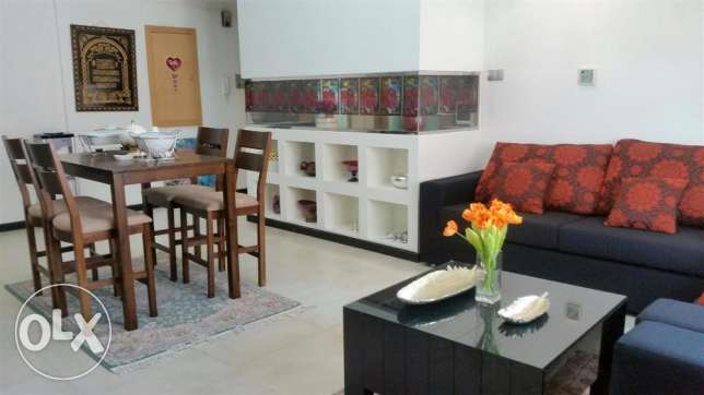 High Distinguished Furnished Flat For Rent In Juffair (Ref No: 37JFZ)