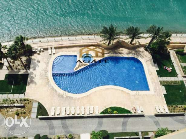 Luxury Apartment For Rent in Reef-Island