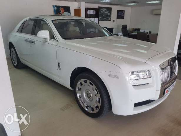 2014 Rolls Royce Ghost