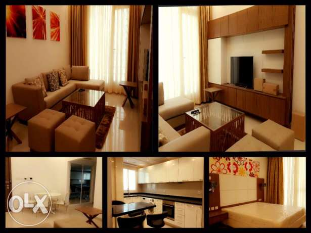 Amazing fully furnished 2 bedroom apartment in NEW HIDD/inclusive جفير -  5