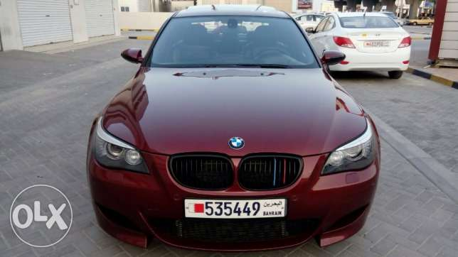 For Sale 2006 BMW M5 Bahrain Agency