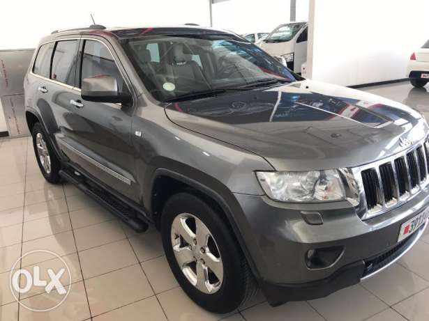 Jeep Grand Cherokee Limited Edition 2011 excellent Condition for SALE