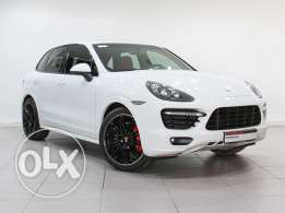 "Porsche Cayenne GTS Tiptronic ""Approved"""