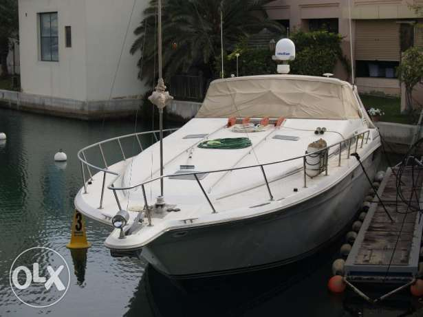 FOR SALE Sea Ray 480/500 Sundancer 1991 in perfect condition