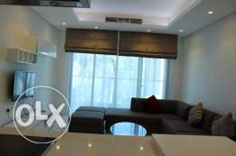 2 Bedroom Superb apartment in Amwaj fully furnished all inclusive