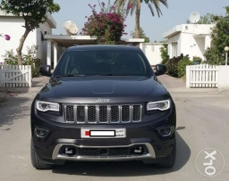 Jeep Grand Cherokee 2015 Overland Fully Loaded