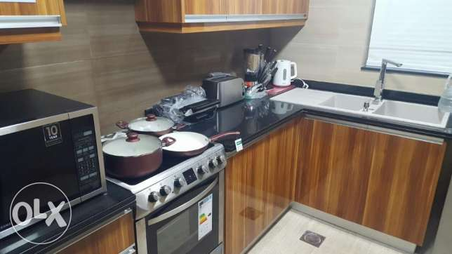 2br brand new luxury flat for rent in juffair / 120 sqm. جزر امواج  -  5