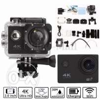 Waterproof H9 4K Ultra 1080P HD 170º Wide-angle Sports Action Camera .