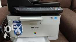 SAMSUNG PRINTER-Color Multifunction Xpress C460FW