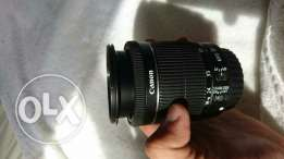 For sale canon ef-s 18-55 mm STM lins
