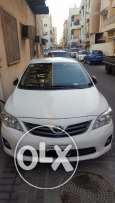 Toyota corolla 2013 XLI only 70,000kms very clean maintain by toyota