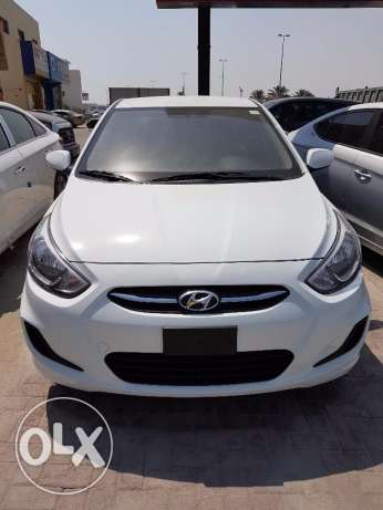 Hyundai ACCENT 2016 Hatchback