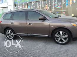 Nissan-pathfinder 2014 for sale