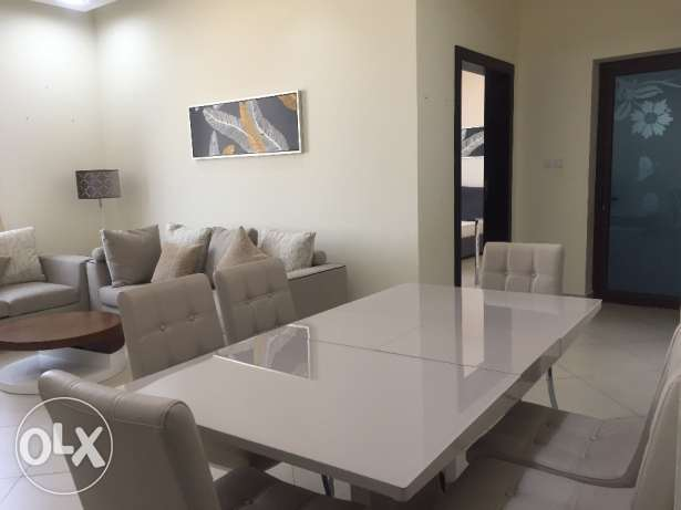 Brand New Building two Bedrooms Fully Furnished Apartment in Adiliya