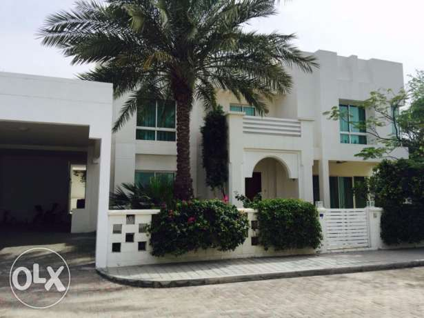 Semi furnished villa at Hamala