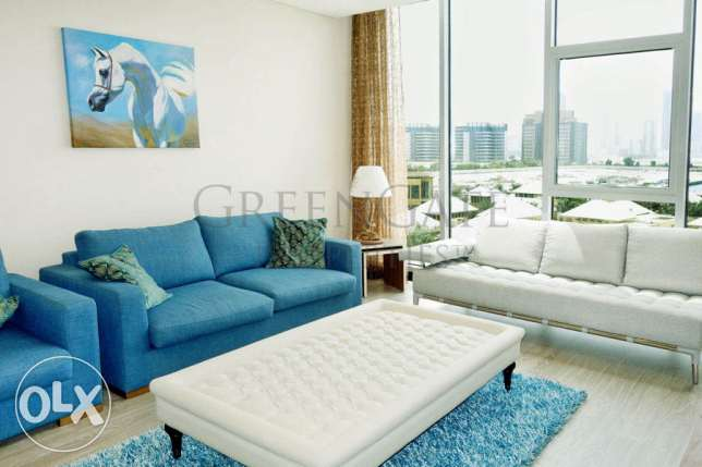 Elegant 2 Bed Fully Furnished Apartment!