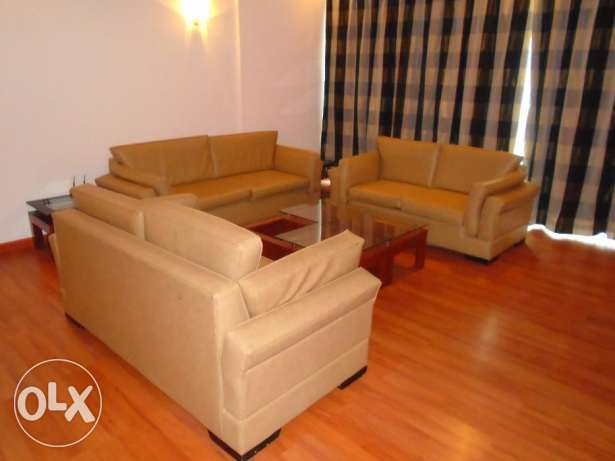 Great 3 bedroom apartment fully furnished in Mahooz